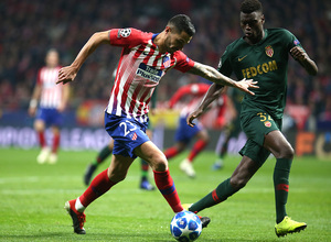 Temporada 18/19 | Atlético de Madrid - Mónaco |Vitolo