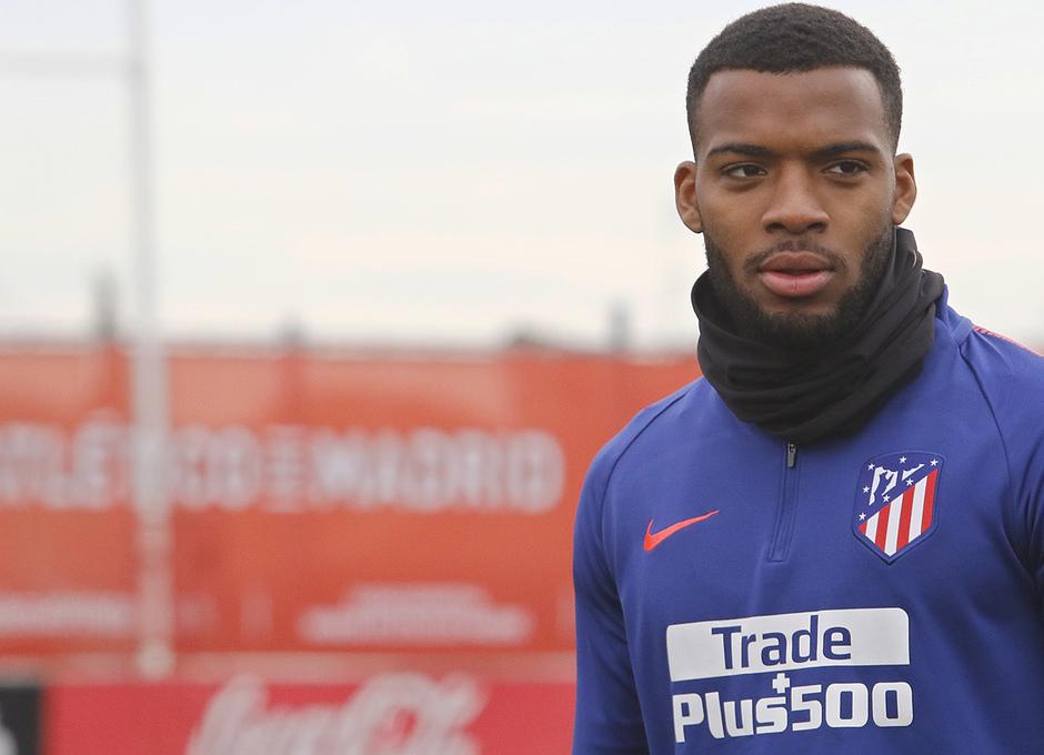 Temporada 2018-2019 | Entrenamiento Ciudad Deportiva Wanda | Lemar