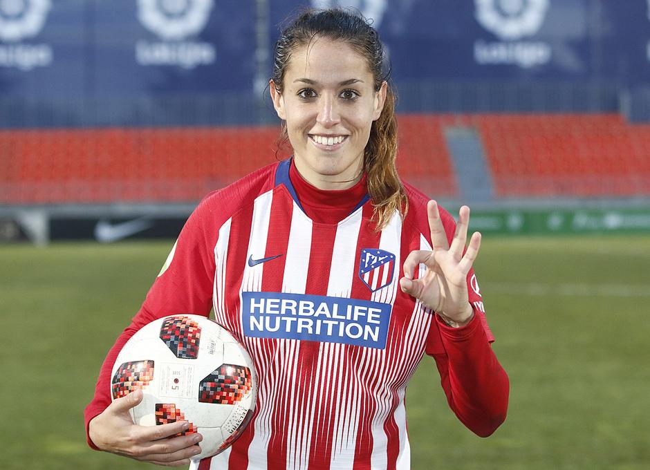 Temporada 2018-2019 | Atlético de Madrid Femenino - Real Sociedad |  Olga García