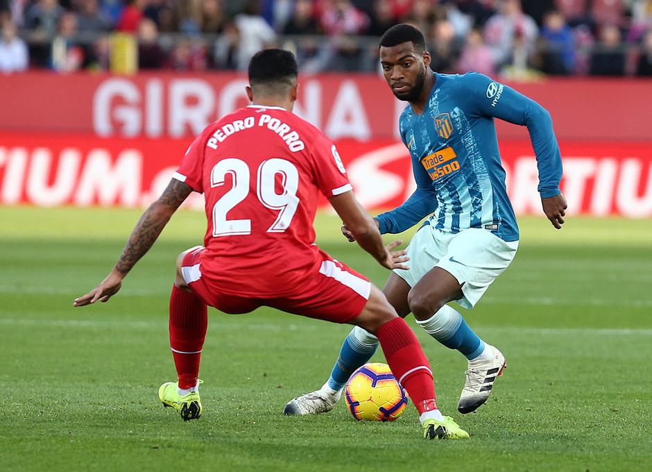 Temporada 2018-2019 | Girona - Atlético de Madrid | Lemar