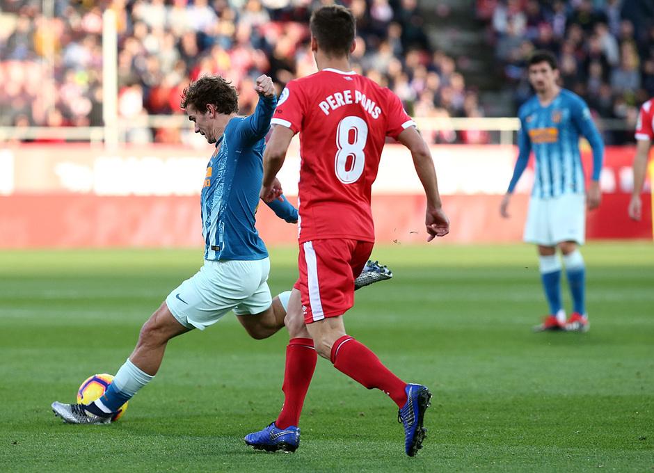 Temporada 2018-2019 | Girona - Atlético de Madrid | Griezmann