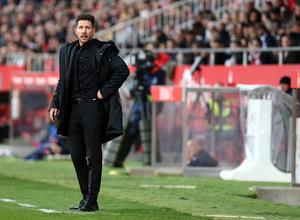 Temporada 2018-2019 | Girona - Atlético de Madrid | Simeone