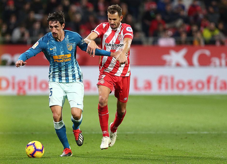 Temporada 2018-2019 | Girona - Atlético de Madrid | Savic