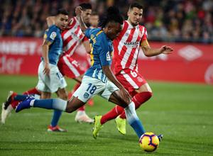 Temporada 2018-2019 | Girona - Atlético de Madrid | Gelson