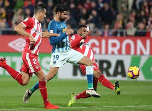 Temporada 2018-2019 | Girona - Atlético de Madrid | Costa