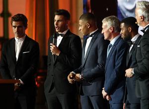 Temporada 18/19 | Gala Balón de Oro 2018 |
