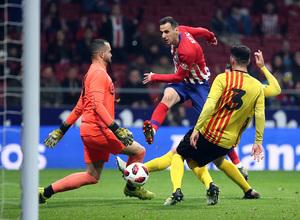 Temporada 18/19 | Atleti - Sant Andreu | Kalinic