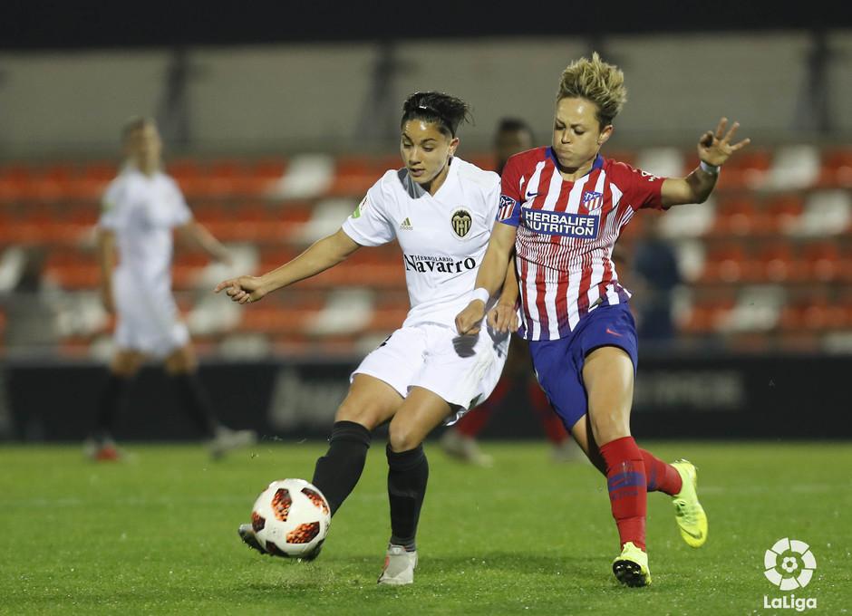 Temporada 2018-2019 | Atlético de Madrid Femenino - Valencia | Amanda