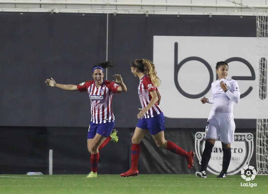 Temporada 2018-2019 | Atlético de Madrid Femenino - Valencia | Meseguer