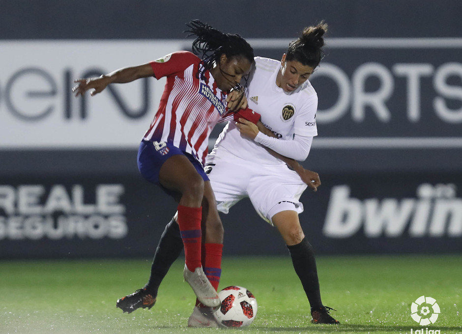 Temporada 2018-2019 | Atlético de Madrid Femenino - Valencia | Ludmila