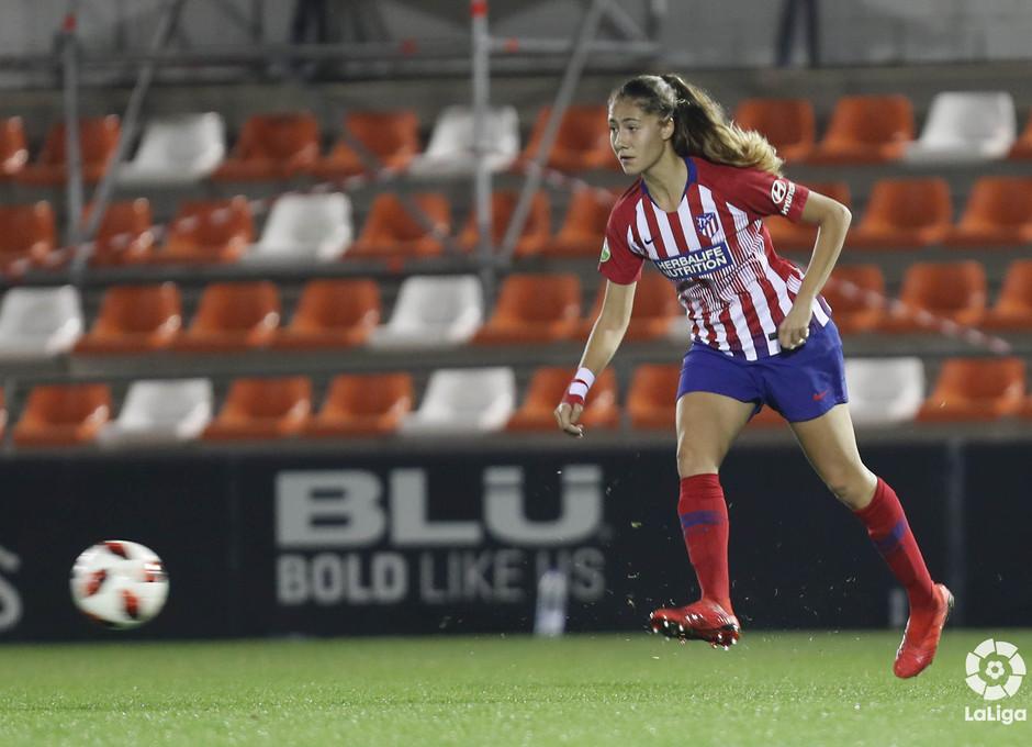 Temporada 2018-2019 | Atlético de Madrid Femenino - Valencia | Laia
