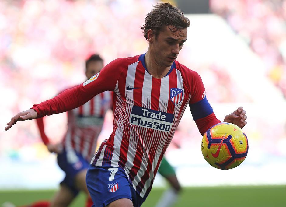 Temporada 2018-2019 | Atlético de Madrid - Alavés | Griezmann
