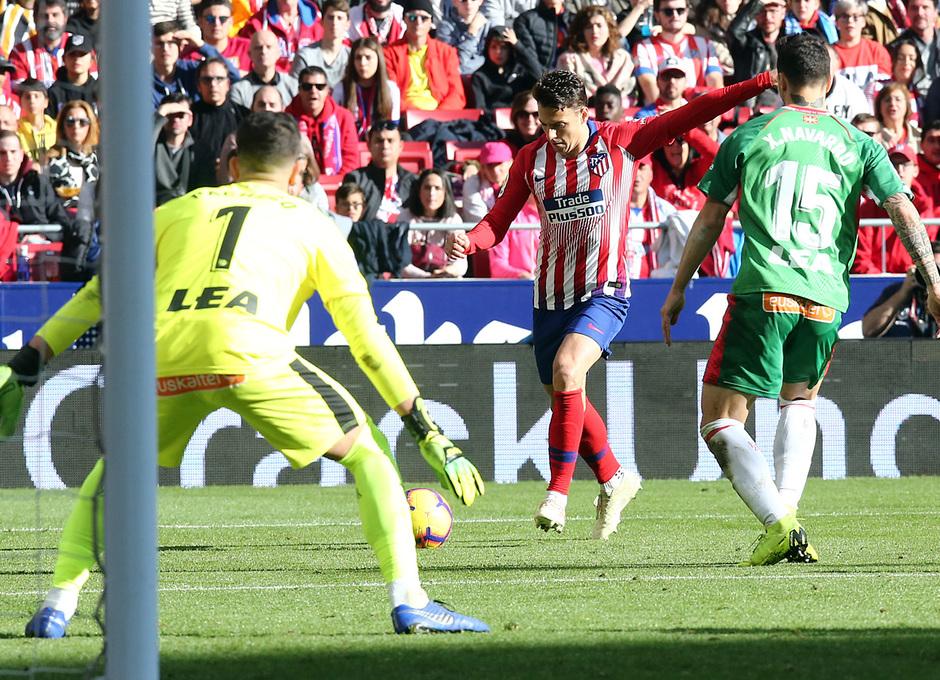 Temporada 2018-2019 | Atlético de Madrid - Alavés | Arias