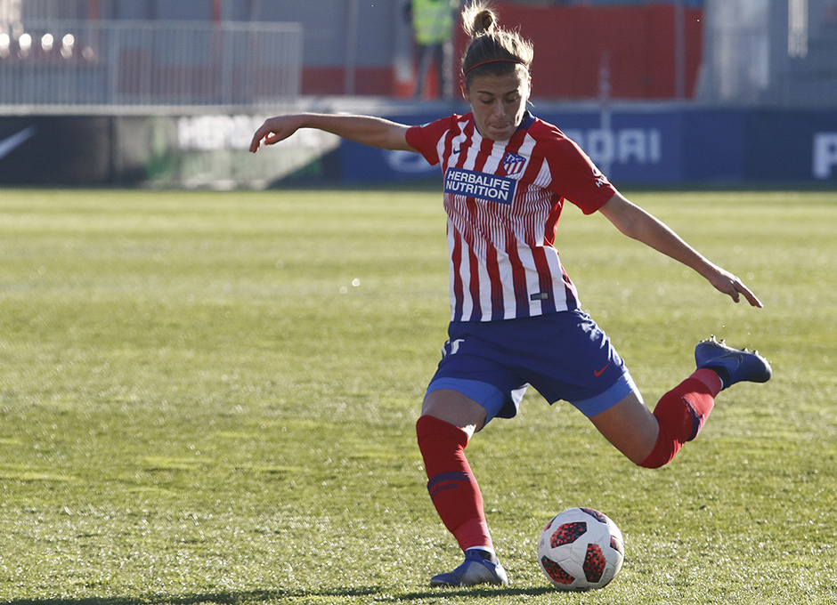 Temporada 18/19 | Atlético de Madrid Femenino - Espanyol | Menayo