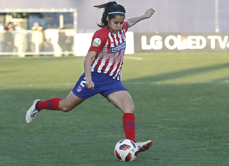 Temporada 18/19 | Atlético de Madrid Femenino - Espanyol | Kenti