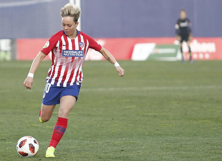 Temporada 18/19 | Atlético de Madrid Femenino - Espanyol | Amanda