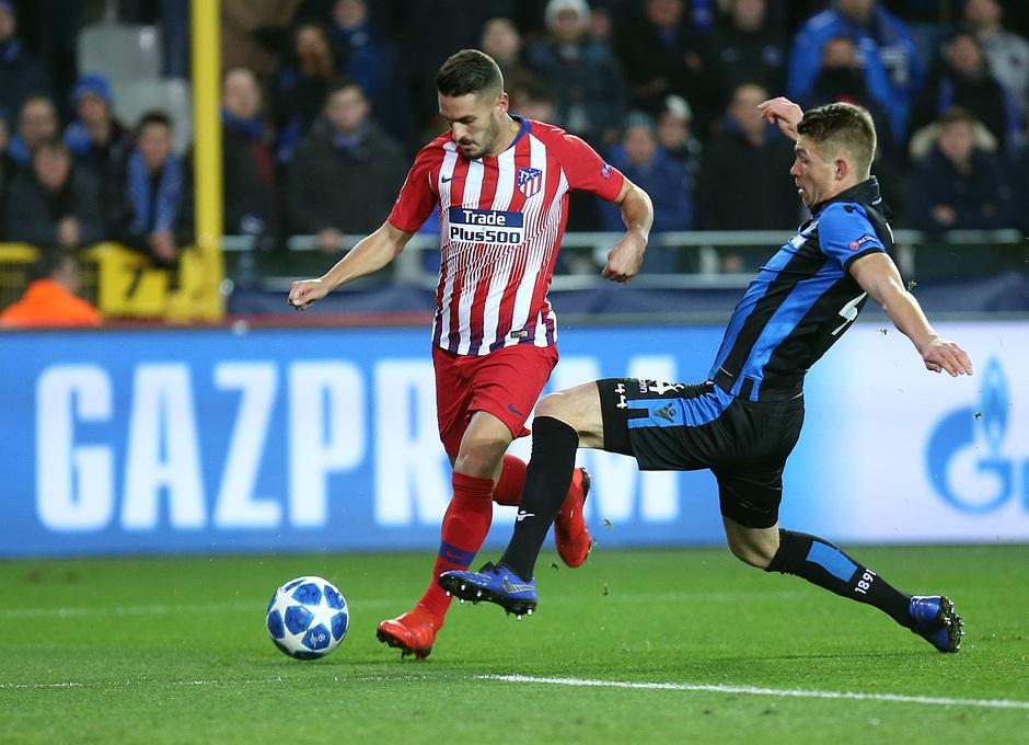 Temporada 18/19 | Brujas - Atlético de Madrid |