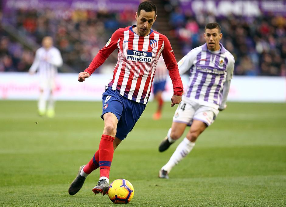 Temporada 18/19 | Valladolid - Atlético de Madrid | Kalinic