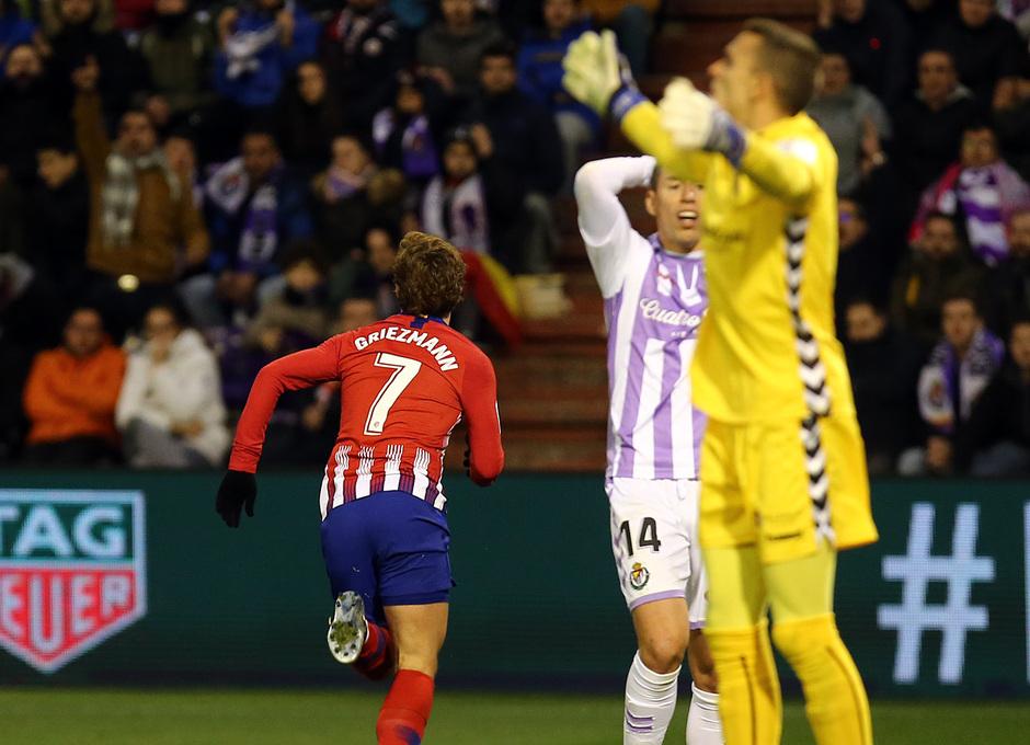 Temporada 18/19 | Valladolid - Atlético de Madrid | Griezmann