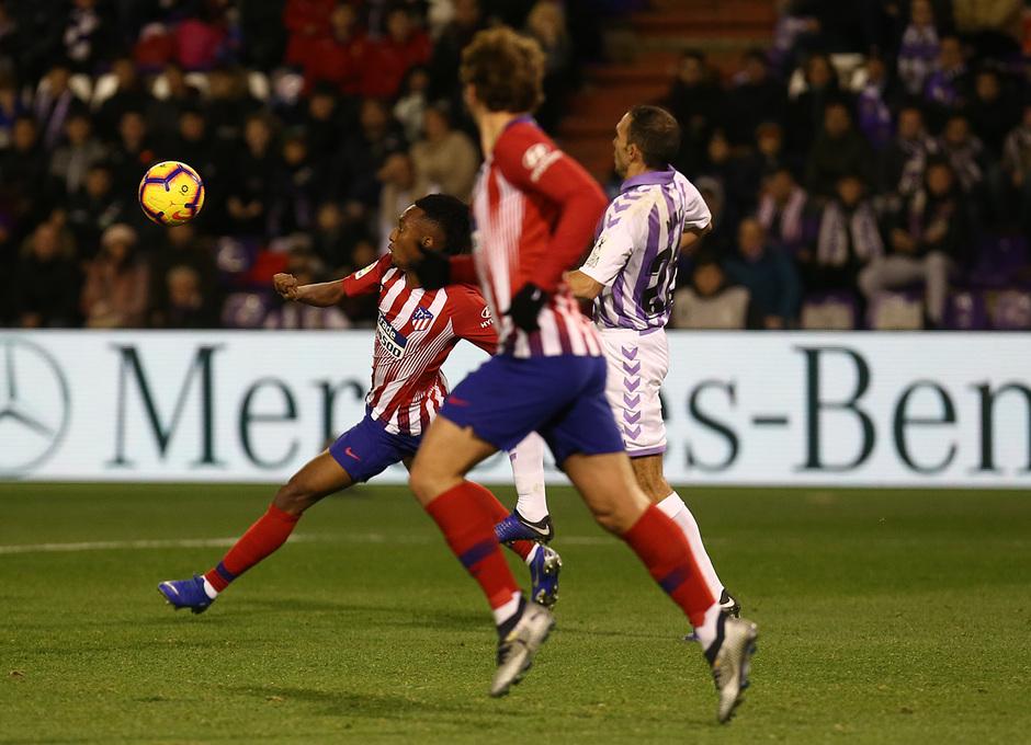 Temporada 18/19 | Valladolid - Atlético de Madrid | Gelson