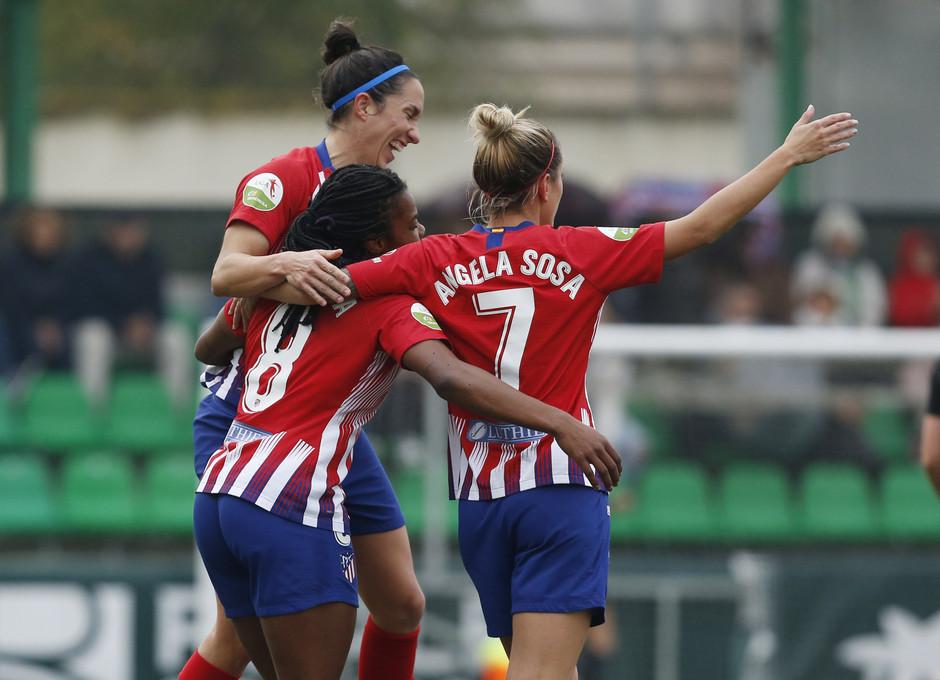Temp. 18-19 | Betis - Atlético de Madrid Femenino | Celebración
