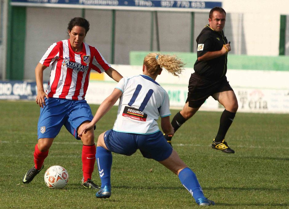 Temporada 2013-2014. Meseguer fue protagonista durante el partido en Pozoblanco