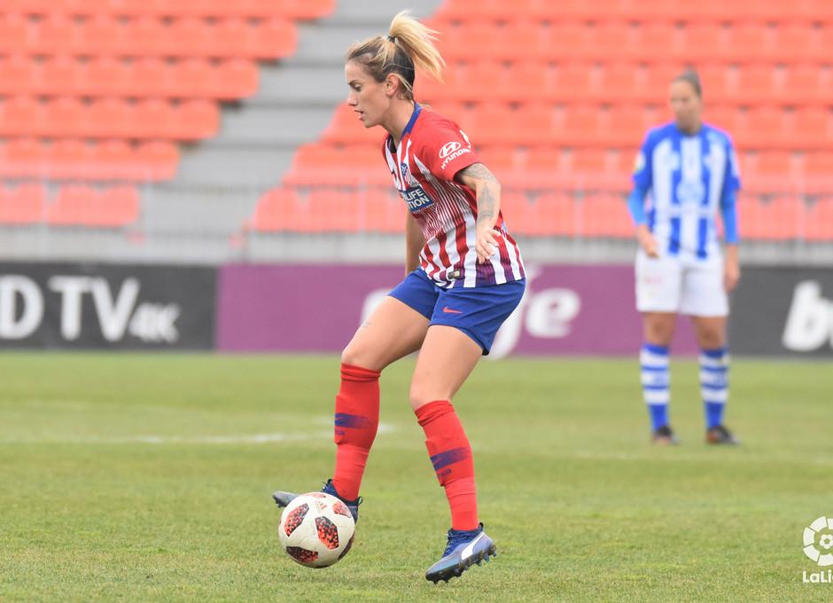 Temp. 18-19   Atlético de Madrid Femenino - Sporting de Huelva   Sosa