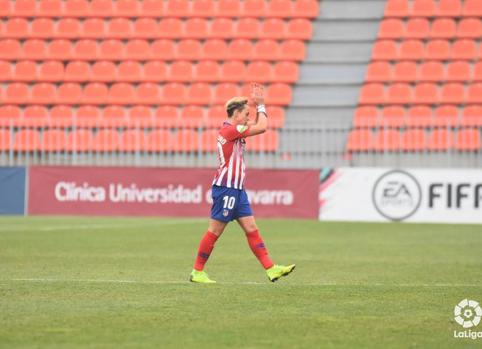 Temp. 18-19   Atlético de Madrid Femenino - Sporting de Huelva   Amanda