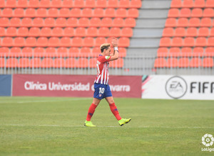 Temp. 18-19 | Atlético de Madrid Femenino - Sporting de Huelva | Amanda