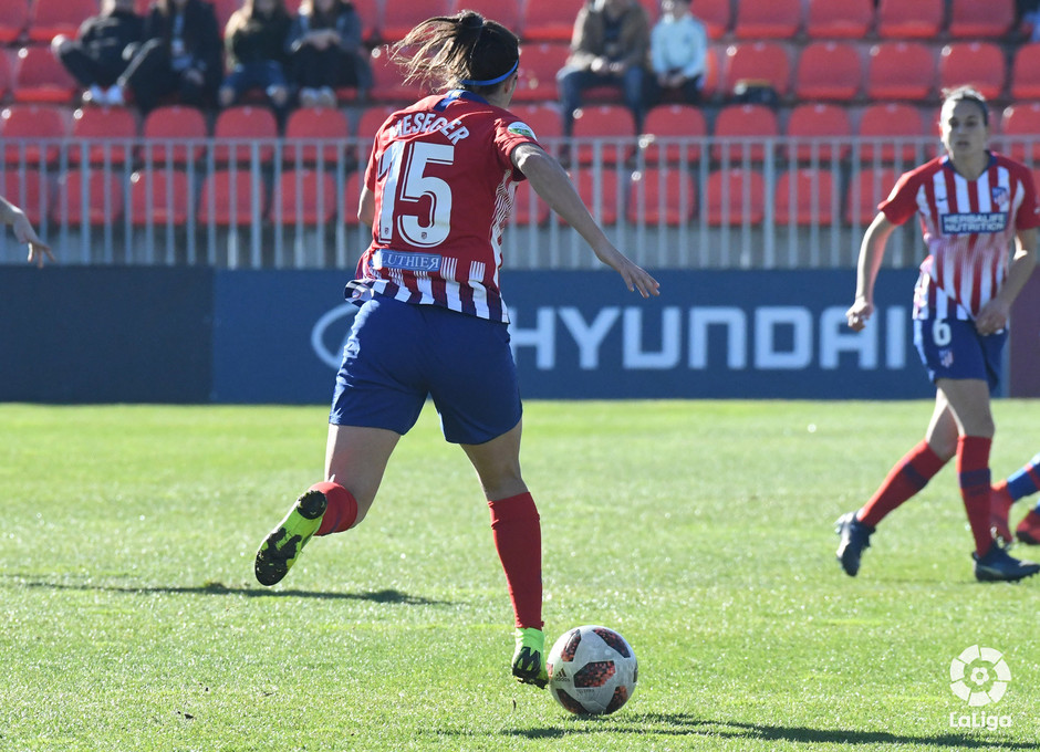 Temporada 2018-2019 | Atlético de Madrid Femenino - Athletic Club | Meseguer