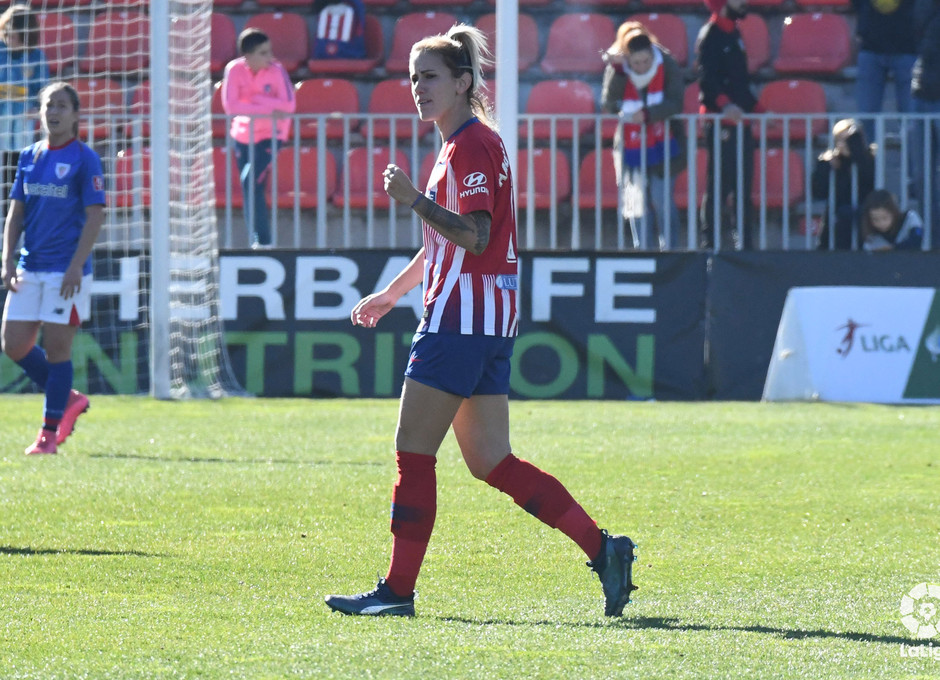 Temporada 2018-2019 | Atlético de Madrid Femenino - Athletic Club | Sosa