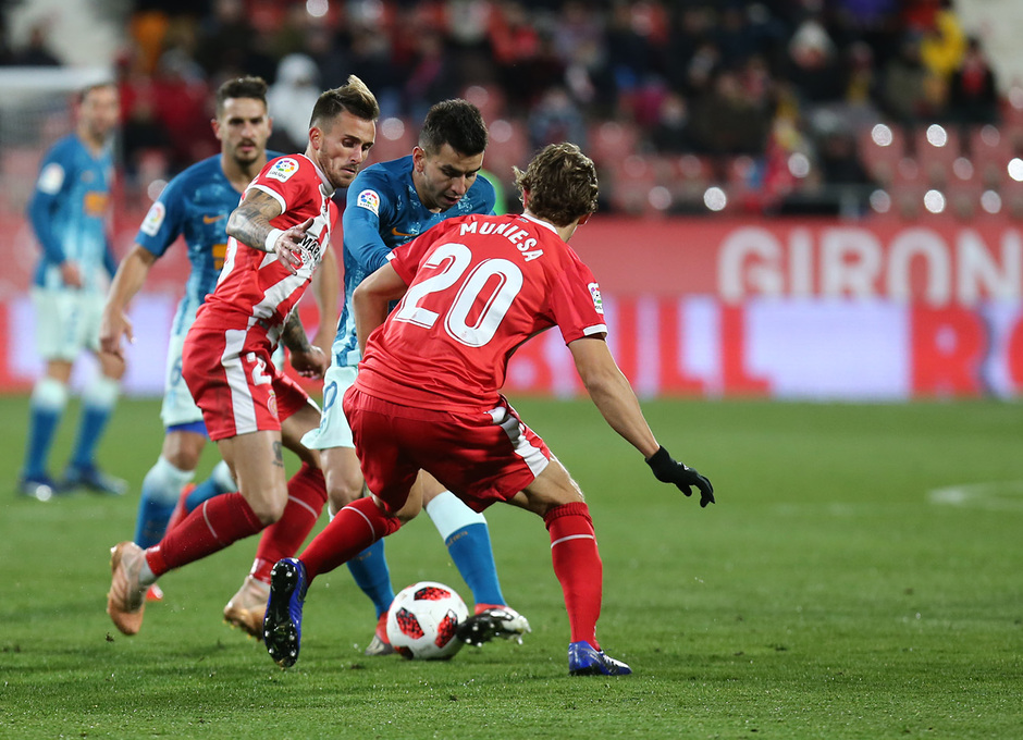 Temp. 18-19 | Girona - Atlético de Madrid | Correa