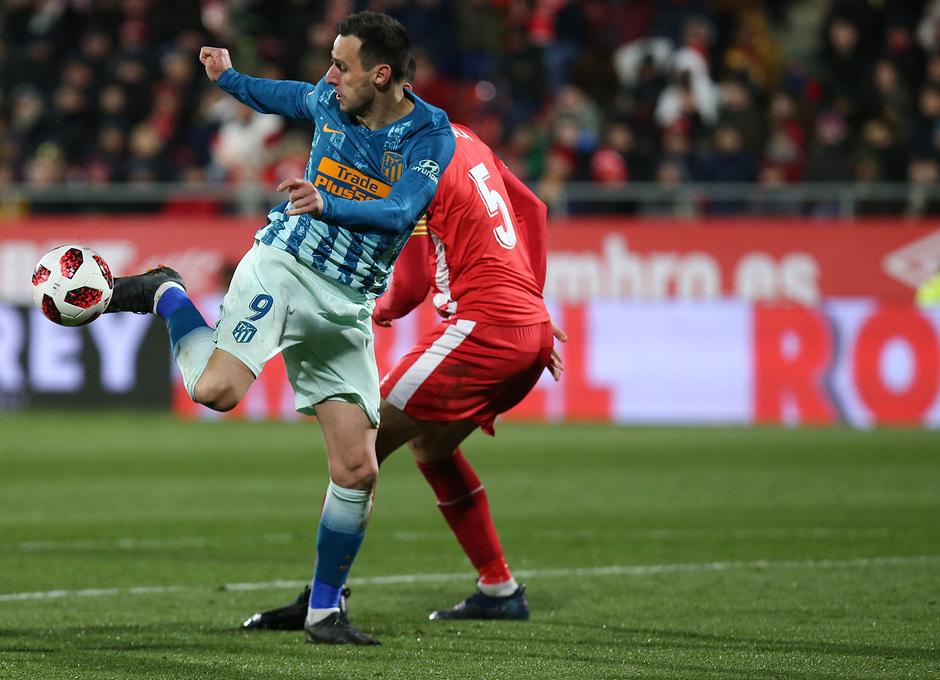 Temp. 18-19 | Girona - Atlético de Madrid | Kalinic