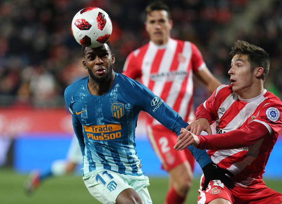 Temp. 18-19 | Girona - Atlético de Madrid | Lemar