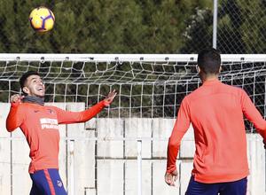Temporada 18/19 | Entrenamiento del primer equipo | 11/01/2019 | Correa