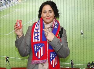 Temp. 18-19 | Atlético de Madrid - Levante| Socia 125.000