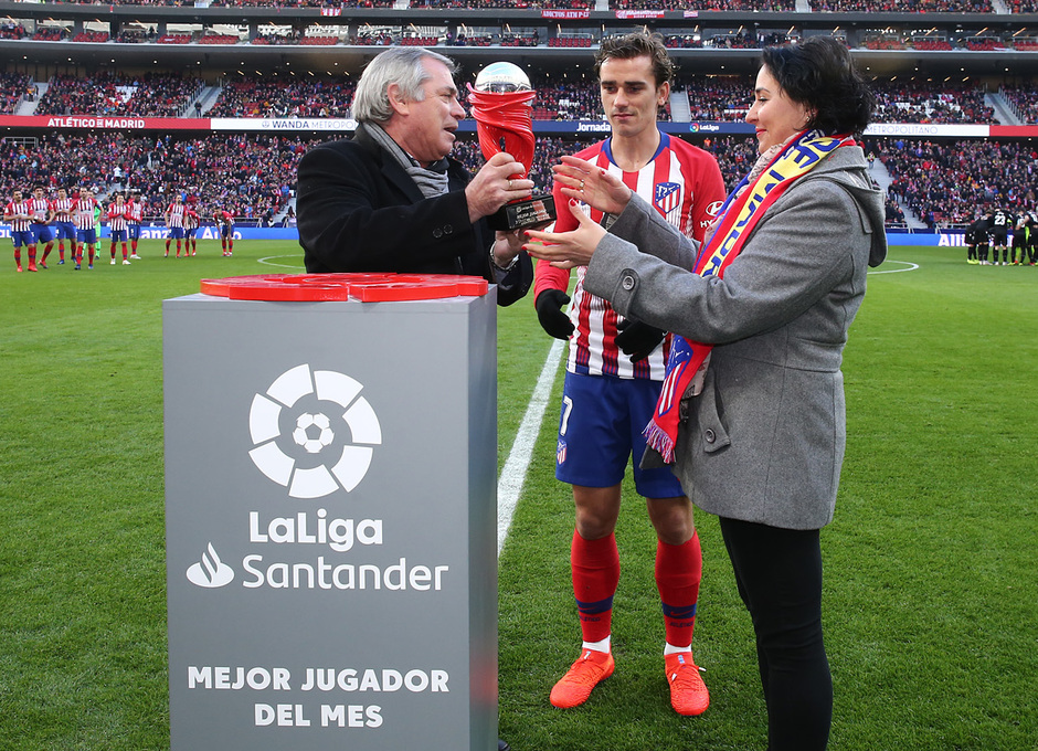 Temp. 18-19 | Atlético de Madrid - Levante| Socia 125.000 premio Griezmann