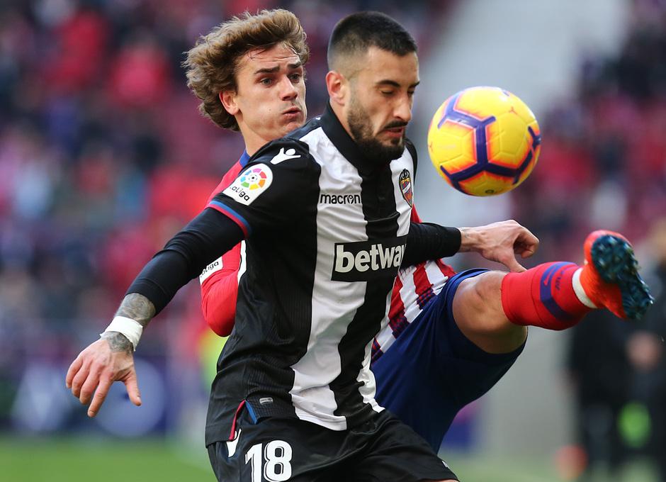 Temp. 18-19 | Atlético de Madrid - Levante | Griezmann