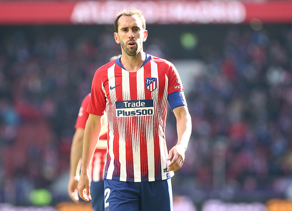 Temp. 18-19 | Atlético de Madrid - Levante | Godín