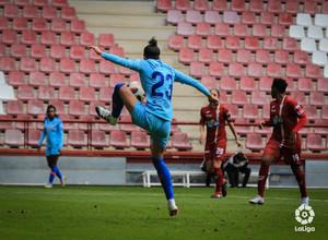 Temp. 18-19 | EDF Logroño - Atlético de Madrid Femenino | Jenni Hermoso