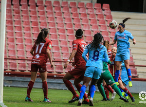 Temp. 18-19 | EDF Logroño - Atlético de Madrid Femenino | Meseguer