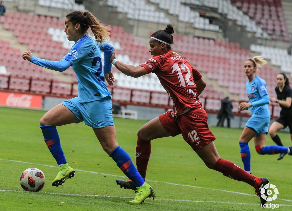 Temp. 18-19 | EDF Logroño - Atlético de Madrid Femenino | Olga García