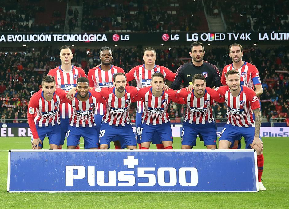 Temporada 18/19 | Atleti - Girona | Copa del Rey | once