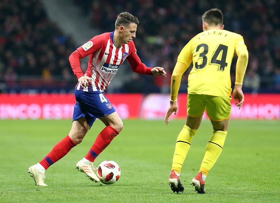 Temporada 18/19 | Atleti - Girona | Copa del Rey | Arias