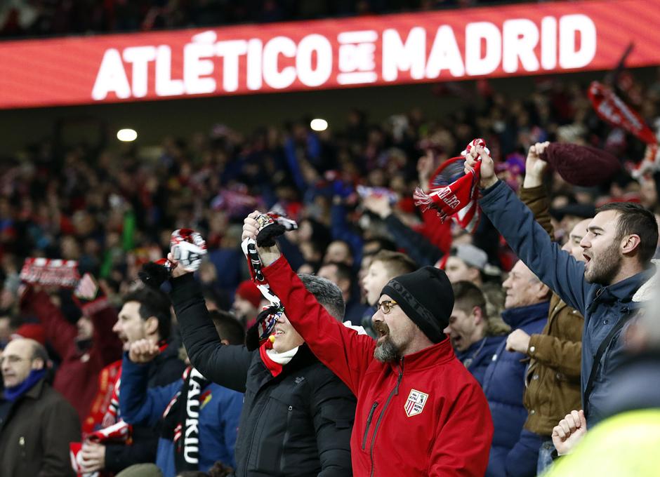 Temporada 18/19 | Atleti - Girona | Copa del Rey | afición
