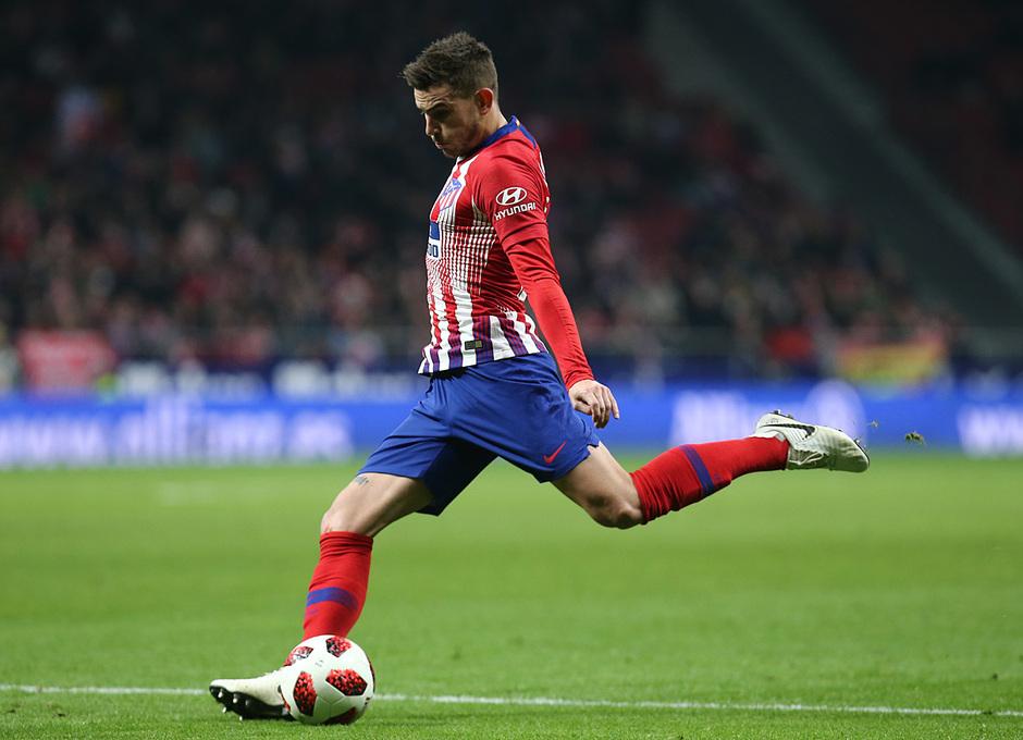 Temporada 18/19 | Atleti - Girona | Copa del Rey | Lucas