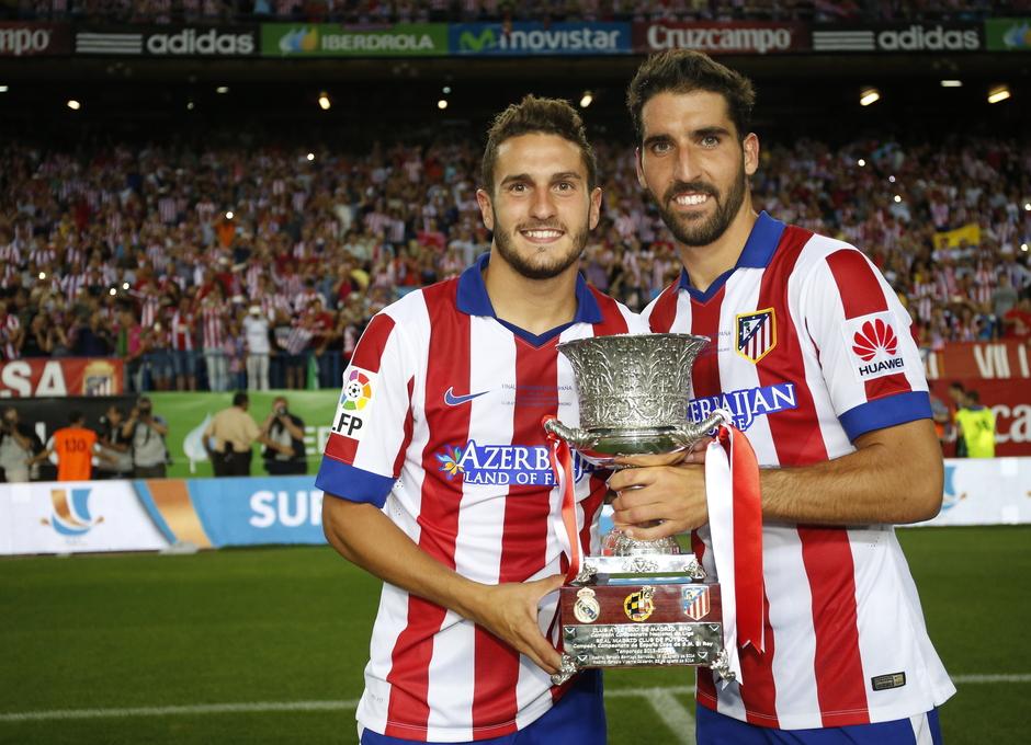 Temporada 18/19 | Koke 400 partidos | Supercopa de España