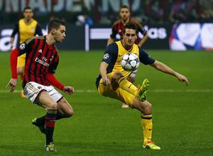 Temporada 18/19   Koke 400 partidos   150 partidos vs Milán