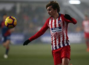 Temp. 18-19 | Huesca - Atlético de Madrid | Griezmann