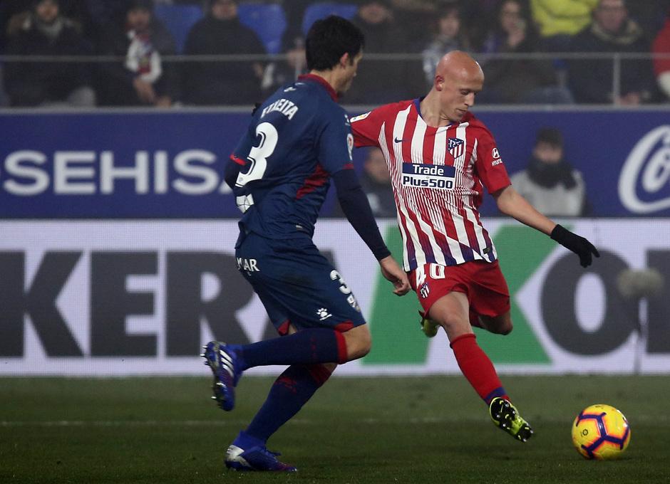 Temp. 18-19 | Huesca - Atlético de Madrid | Mollejo